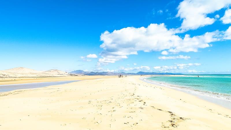 Fuerteventura - de naaktlopers